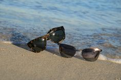 The masculine Veneto and the super sexy Lombard from the ATELIER Sunglasses Collection: Spring/Summer 2014