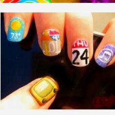 Cutest nails