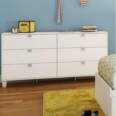 South Shore Karma 6 Drawer Dresser | Wayfair