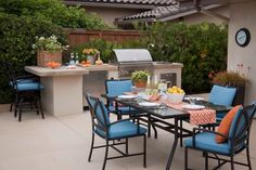Modern Outdoor Bar To Upgrade Your Outdoor Space 21 Modern Outdoor Kitchen, Outdoor Kitchen Bars, Outdoor Spaces, Outdoor Living, Outdoor Decor, Outdoor Kitchens, Outdoor Bars, Open Kitchen, Outdoor Kitchen Countertops