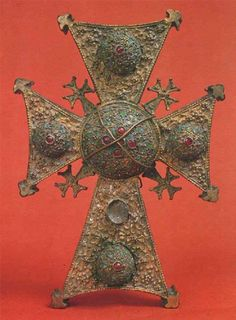 Cross, XVIII c.Echmiadzin.