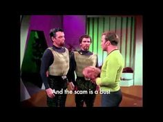 I Knew You Were Tribbles Star Trek Parody... Whoever made this is for sure on my same wavelength...