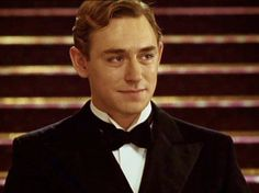 JJ Feild. He's the perfect cross between Jude Law and Tom Hiddleston. Those ears. Those eyes. Ahhh