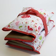 Pick a Print - Nap Mat Cover with Pillowcase, Handle and Strap - Kindermat Cover