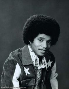 Stars and stripes Jackie Jackson, Jackson Family, Jackson 5, Michael Jackson, I Like Him, The Jacksons, Portrait Photo, Boy Bands, Afro