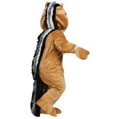 Toddler Chipper Chipmunk Costume