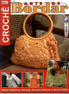 Arte de Bordar Crochê Number 28 - DEHolford - Picasa Albums Web