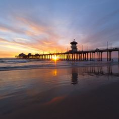 Huntington Beach, California - The Best Beaches in the USA - Coastal Living
