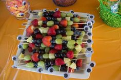Lil' Monsters Birthday Party Ideas | Photo 7 of 39 | Catch My Party