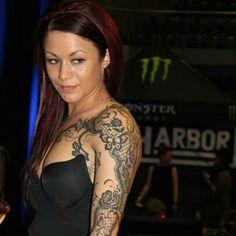 Love lace tattoo