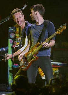 19 Cosas que definitivamente te pasan en un concierto de Coldplay