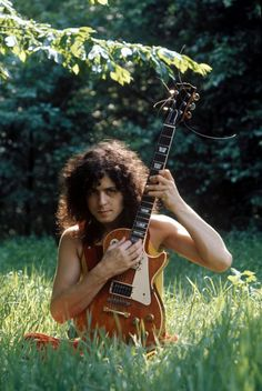Marc Bolan, circa 1971- Marc Bolan, circa 1971- born Mark Feld; 30 September 1947 – 16 September 1977) was an English singer-songwriter, guitarist, and poet. He was best known as the lead singer of the glam rock band T. Rex.