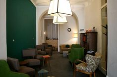 Lisboa, The Decadente (The Independente Hostel)
