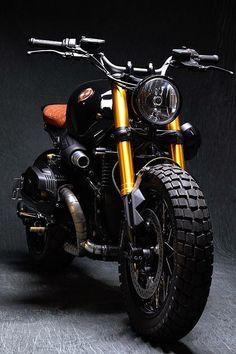 Bikes - -  - #Bmw Scrambler Motorcycle, Moto Bike, Cool Motorcycles, Ninet Scrambler, Bike Bmw, Chopper Motorcycle, Vintage Motorcycles, Vintage Bikes, Super Bikes