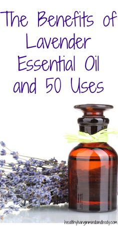 The Benefits of Lavender Essential Oil and 50 Uses. This is my favorite Essential Oil. I use at night to help me relax & fall asleep.