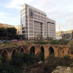 LEBANON, BEIRUT WAS REBUILT SEVEN TIMES