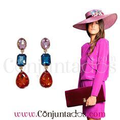 Pendientes de fiesta Lexie de cristales rosa, azul y naranja ★ 14'95 € ★ Cómpralos en https://www.conjuntados.com/es/pendientes/pendientes-largos/pendientes-de-fiesta-lexie-de-cristales-rosa-azul-y-naranja.html ★ #pendientes #earrings #conjuntados #conjuntada #joyitas #lowcost #jewelry #bisutería #bijoux #accesorios #complementos #moda #eventos #bodas #invitadaperfecta #perfectguest #fashion #outfit #estilo #style #streetstyle #spain #GustosParaTodas #ParaTodosLosGustos