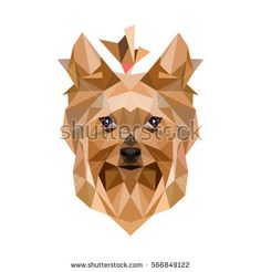 Find Yorkshire Terrieyorkshire Vector Polygon Geometric Dog stock images in HD and millions of other royalty-free stock photos, illustrations and vectors in the Shutterstock collection. Toy Yorkshire Terrier, Yorshire Terrier, Dog Tattoos, Tatoos, Puppy Drawing, Polygon Art, Geometric Tattoo Design, Animal Quilts, Origami