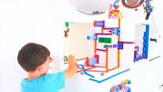 Nimuno Loops per costruire LEGO anche sul soffitto