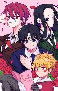 Hisoka, Killua, Hunter Anime, Hunter X Hunter, Cute Girl Sketch, Manga Anime, Anime Art, Otaku, Real Anime