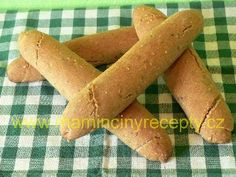 Špaldové kváskové rohlíky – Maminčiny recepty Hot Dog Buns, Hot Dogs, Healthy Eating, Bread, Ethnic Recipes, Foods, Scrappy Quilts, Food Food, Breads