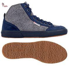 Sneakers - 2177-feltu - Deep Grey-Blue - 35 - Chaussures superga (*Partner-Link)
