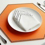 The Well-Dressed Table: 5 Ways to Fold a Linen Napkin | Apartment Therapy