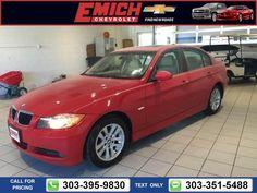 2006 BMW 3 Series 325xi 81k miles $11,999 81182 miles 303-395-9830  #BMW #3 Series #used #cars #EmichChevrolet #Denver #CO #tapcars