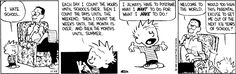 Calvin and Hobbes Comic Strip, October 22, 1988 on GoComics.com