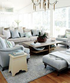 Living room - palette