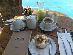 San Giorgio Mykonos Breakfast