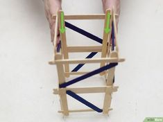 How to Build a Popsicle Stick Tower: 14 Steps (with Pictures)