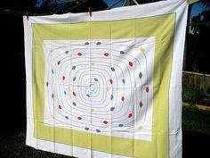 atomic tablecloth