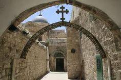 """Via Dolorosa"" in the Old City of Jerusalem, Israel"
