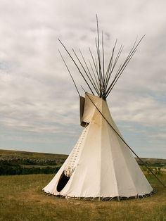 I am going to own my own tipi very soon!
