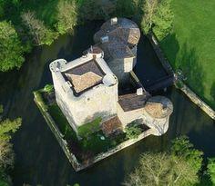 séjour insolite au château médiéval de Tennessus