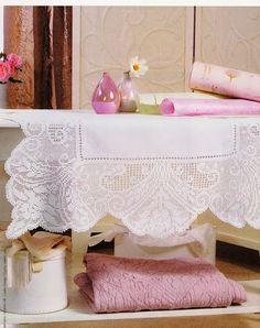 Irish crochet &: TABLECLOTH......СКАТЕРТЬ