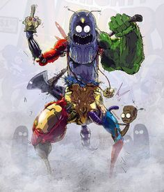 Rick and Morty is an American adult animated science fiction sitcom created by Justin Roiland and Dan Harmon for Cartoon Network's late-night programm.win, Daily Fresh Memes, Funny Pics and Quotes Cartoon Cartoon, Dragonball Anime, Rick And Morty Crossover, Marvel Fanart, Rick And Morty Drawing, Rick I Morty, Dragon Ball, Rick And Morty Poster, Ricky And Morty
