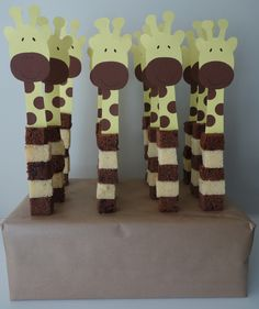 giraf traktatie