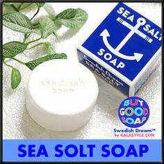 KALASTYLE 石鹸 SWEDISH DREAM シーソルトソープ SEA SALT SOAP 【楽ギフ_包装】【楽天市場】