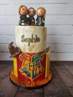 The German Cakesmith Chocolate Biscuit Cake, Harry Potter Cake, German, Birthday Cake, Cakes, Desserts, Food, Deutsch, Birthday Cakes