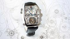 The Aeternitas Mega watch took five years to develop...