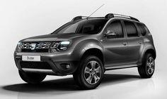 #Dacia #Duster. Son design musclé est celui d'un authentique aventurier, robuste et protecteur.