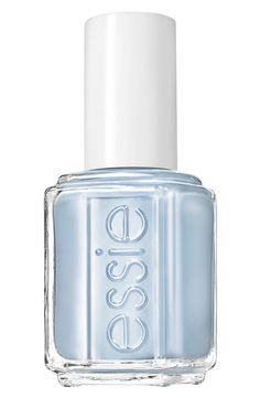 Essie Meet the Parents Nail Lacquer | a cool, relaxed blue.