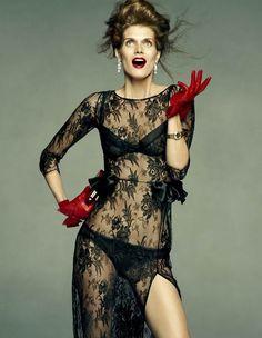 Greg Kadel, Vogue