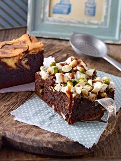 Rocky Road Brownies - so yummy!