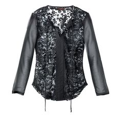 Avon's mark. Sheer Brilliance Top is a gorgeous blouse with lace detailing and a fun sheer aspect to it. This black blouse can be worn in so many ways. Regularly $36.00, shop Avon Fashion online at http://eseagren.avonrepresentative.com