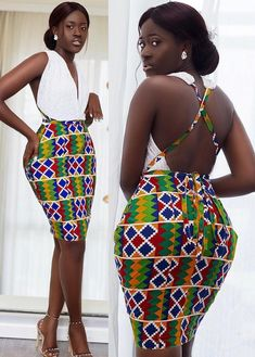 african dress styles African print dresses for graduation can come in all designs. The kente styles, ankara styles, African print jumpsuits, even a well designed kaba and slit. African Fashion Ankara, Ghanaian Fashion, Latest African Fashion Dresses, African Dresses For Women, African Print Dresses, African Print Fashion, Africa Fashion, African Attire, African Wear