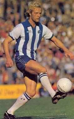 Teddy Maybank Brighton 1979 Fulham Fc, Brighton & Hove Albion Fc, Laws Of The Game, Association Football, Most Popular Sports, World Football, Fifa, Kicks, Sporty