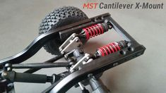 This amazing %%KEYWORD%% is an obviously inspirational and splendid idea Cantilever Suspension, Suspension Design, Cafe Racer Moto, Ideas Para Inventos, Welded Metal Projects, Homemade Go Kart, Go Kart Plans, Diy Go Kart, Rc Cars And Trucks